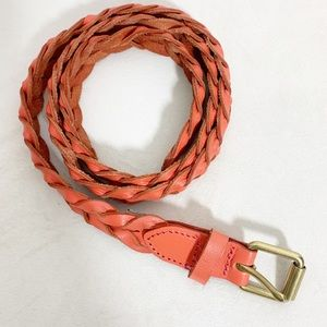 JCrew l Leather Belt